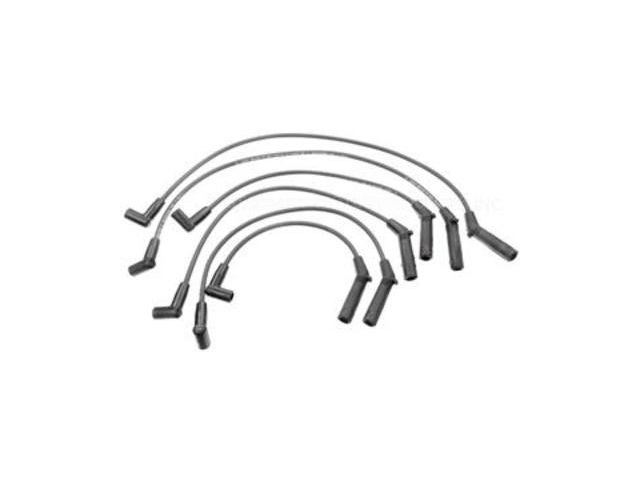 For 1991-1995 Plymouth Voyager Spark Plug Wire Set SMP