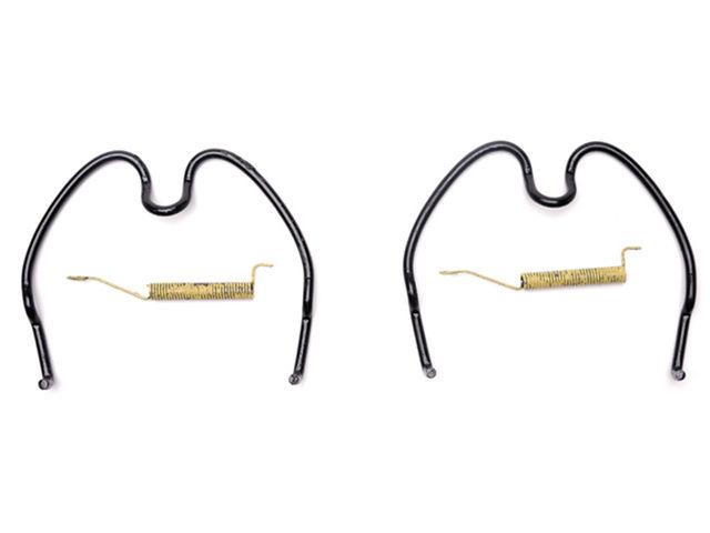For 1993-2003 Buick Century Drum Brake Hardware Kit Rear