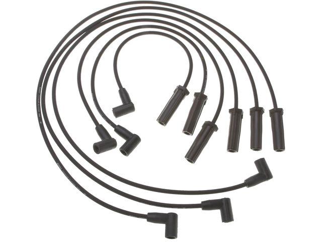 Fits 1999-2005 Buick LeSabre Spark Plug Wire Set AC Delco