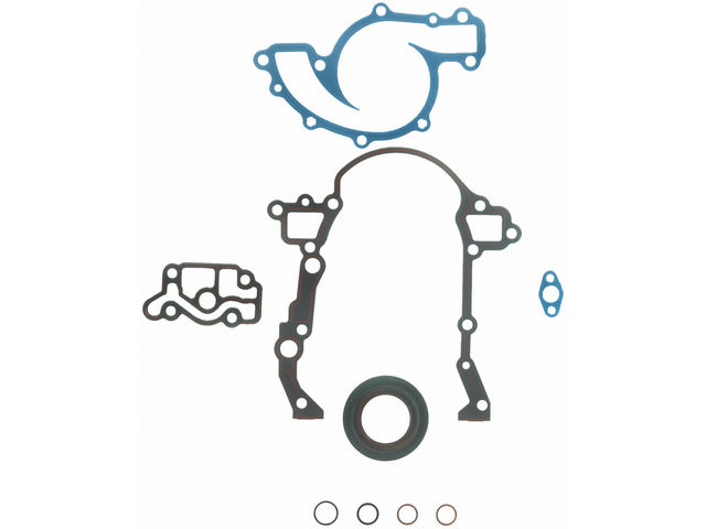 For 1996-2005 Buick LeSabre Timing Cover Gasket Set Felpro