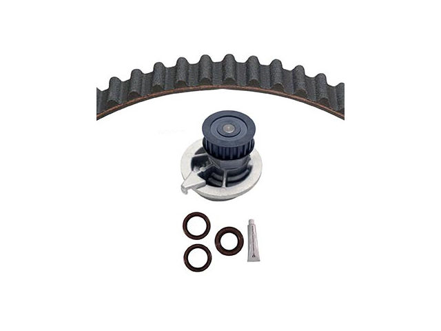 For 1983-1986 Buick Skyhawk Timing Belt Kit Dayco 52538JT