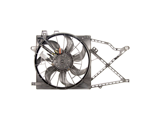 For 2000 Saturn LS2 Auxiliary Fan Assembly 71156MJ