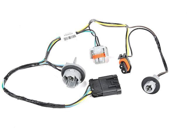 For 2008-2012 Chevrolet Malibu Headlight Wiring Harness AC