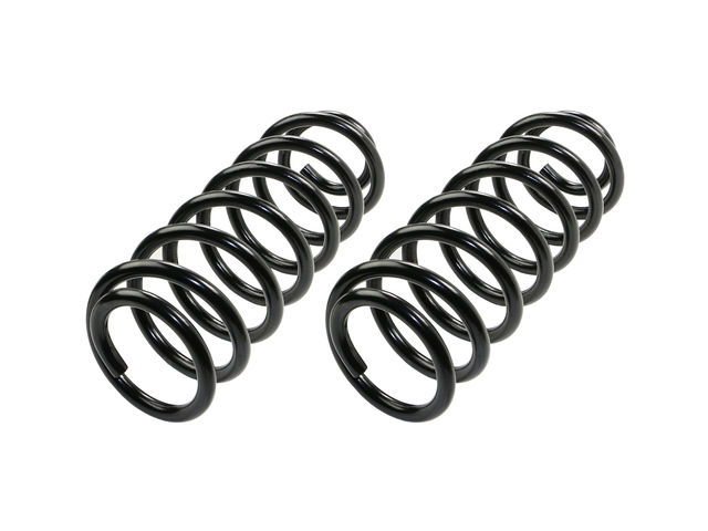 For 2008-2017 Dodge Grand Caravan Coil Spring Set Rear