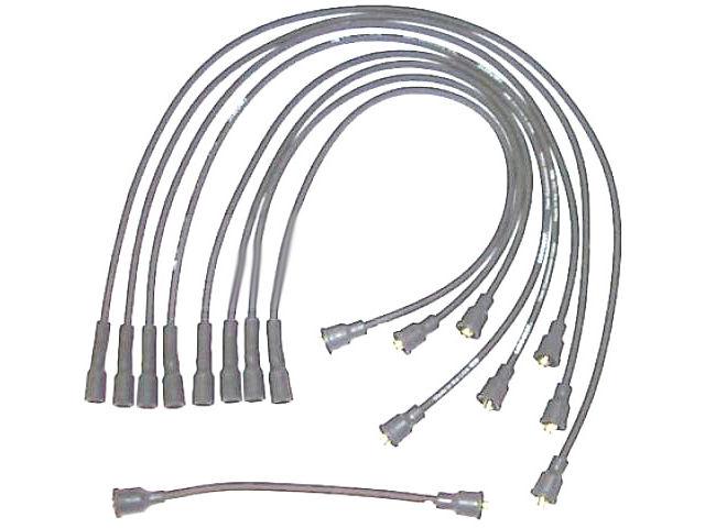 For 1969-1970 Chevrolet Nova Spark Plug Wire Set Denso