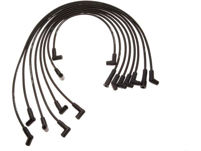 For 1981-1986 Chevrolet Camaro Spark Plug Wire Set AC
