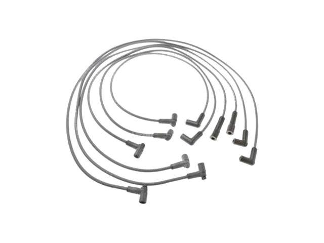For 1978-1984 Chevrolet El Camino Spark Plug Wire Set SMP