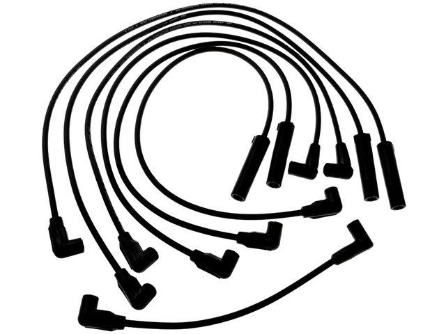 For 1985 Chevrolet El Camino Spark Plug Wire Set SMP
