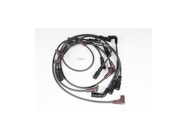 Fits 1996-1998 GMC C1500 Spark Plug Wire Set AC Delco