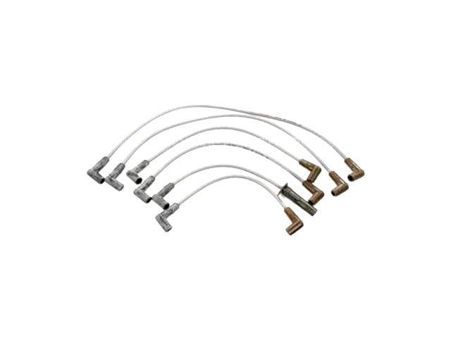 For 1979-1986 GMC C2500 Spark Plug Wire Set SMP 74521KY