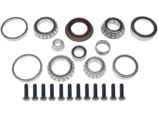 For 1998-2018 GMC Savana 2500 Differential Bearing Kit
