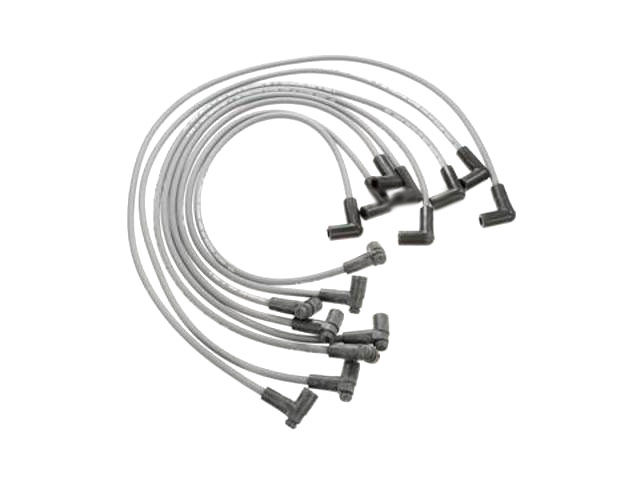 For 1975 GMC Jimmy Spark Plug Wire Set SMP 55953MN Spark