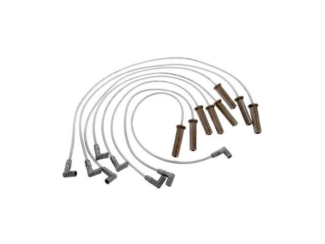 For 1983-1987 GMC P3500 Spark Plug Wire Set SMP 71963SJ