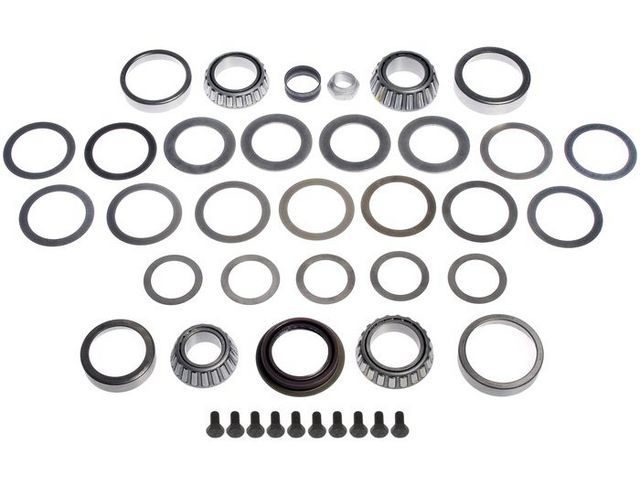 Fits 1999-2008 GMC Sierra 1500 Differential Bearing Kit