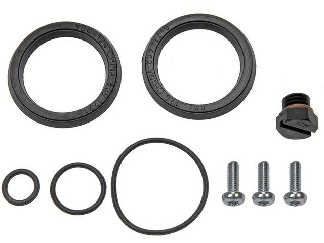 For GMC Sierra 2500 HD Fuel Filter Primer Housing Seal Kit