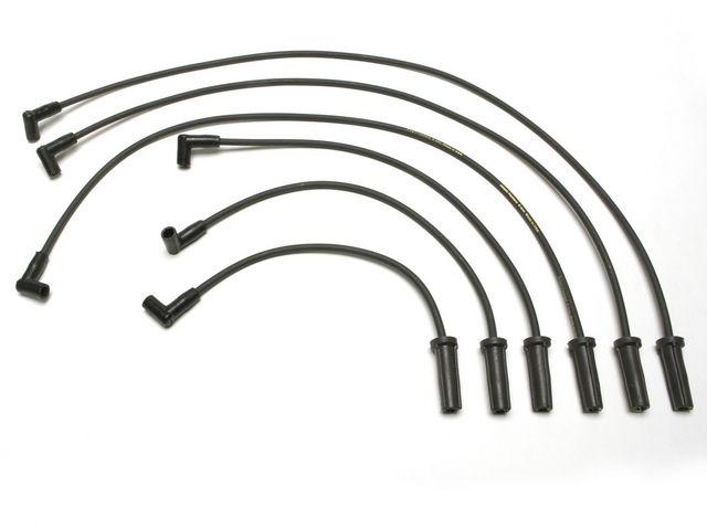 For 1992-1995 Oldsmobile 88 Spark Plug Wire Set Delphi