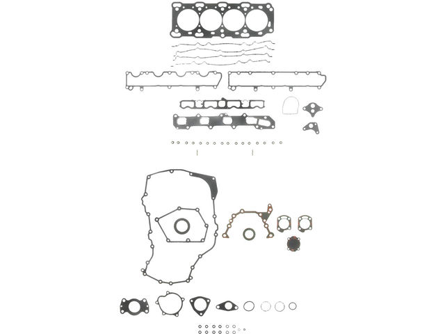Fits 1996-1999 Pontiac Grand Am Head Gasket Set APEX