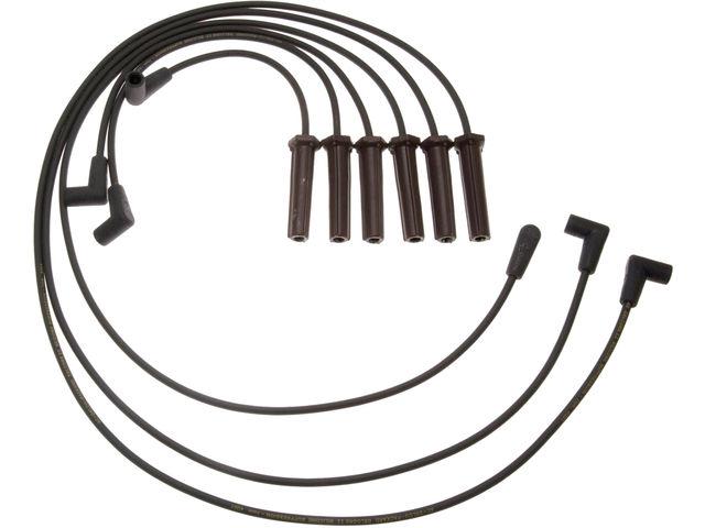 For 1988-1993 Pontiac Grand Prix Spark Plug Wire Set AC