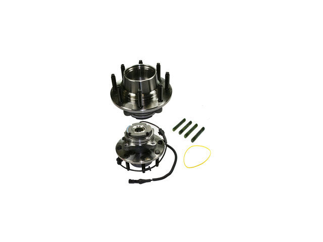 For 1999-2002 Ford F250 Super Duty Wheel Hub Assembly
