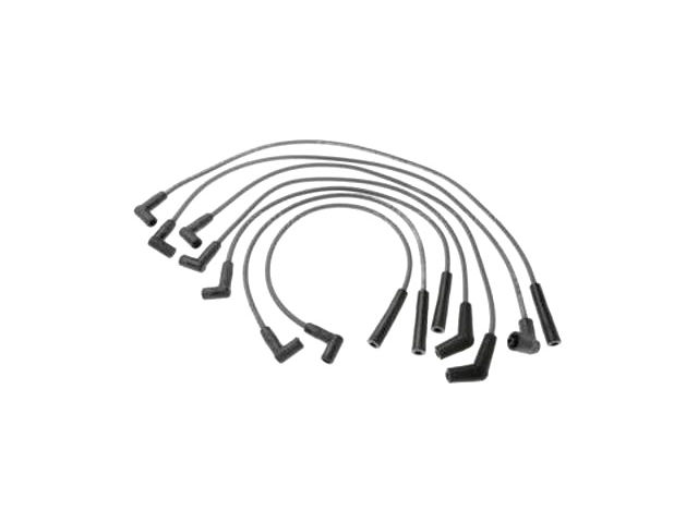 For 1977-1979 Ford Pinto Spark Plug Wire Set SMP 21483XD