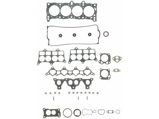 Fits 1986-1989 Honda Accord Head Gasket Set Felpro 14349RR