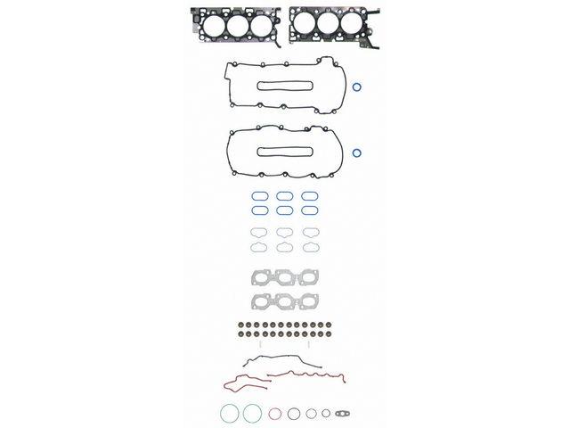 For 2002-2007 Jaguar X Type Head Gasket Set Felpro 81646TC