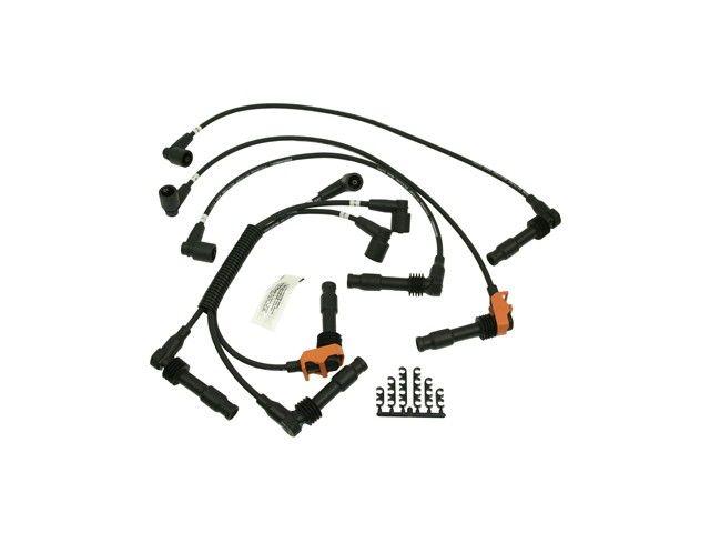 Fits 1994-1997 Saab 900 Spark Plug Wire Set Beck Arnley