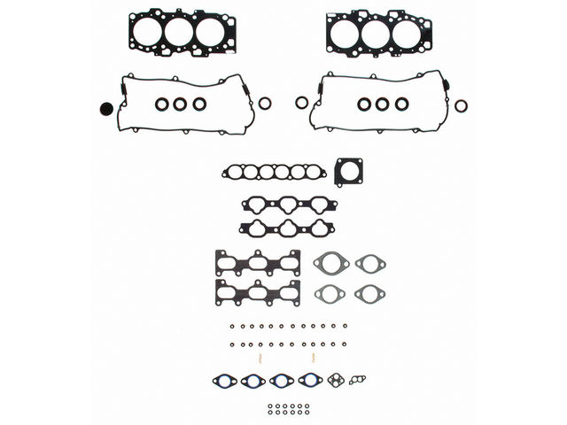 Fits 2002-2004 Kia Optima Head Gasket Set Felpro 18859WJ