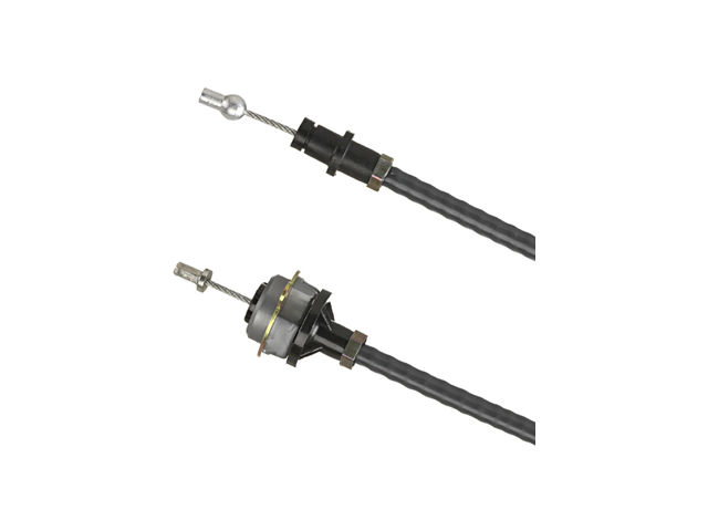For 1982-1993 Ford Mustang Clutch Cable 93737GM 1987 1983