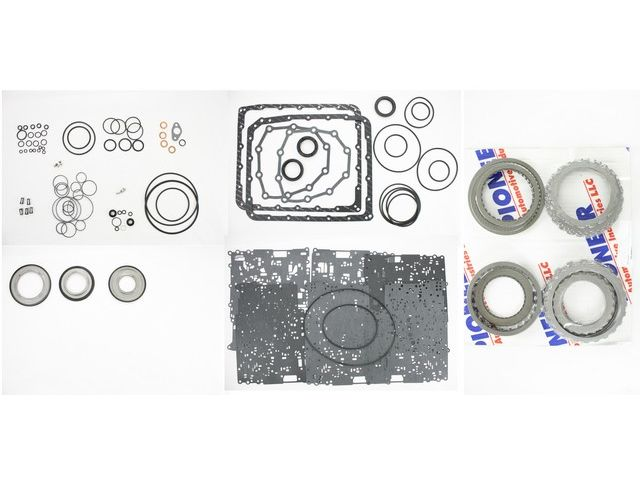 For 2003-2008 Nissan 350Z Auto Trans Master Repair Kit