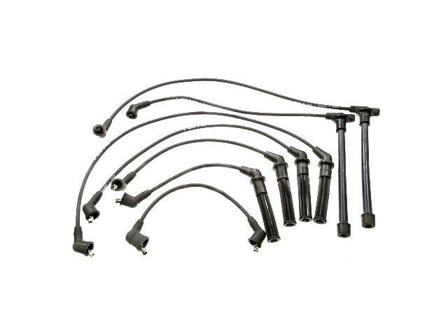 For 1990-1994 Nissan D21 Spark Plug Wire Set SMP 77327YK