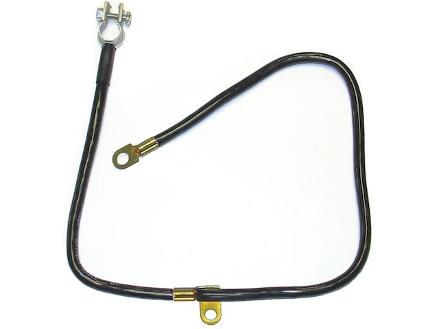 For 1991-1998 Nissan Sentra Battery Cable SMP 12841RQ 1997