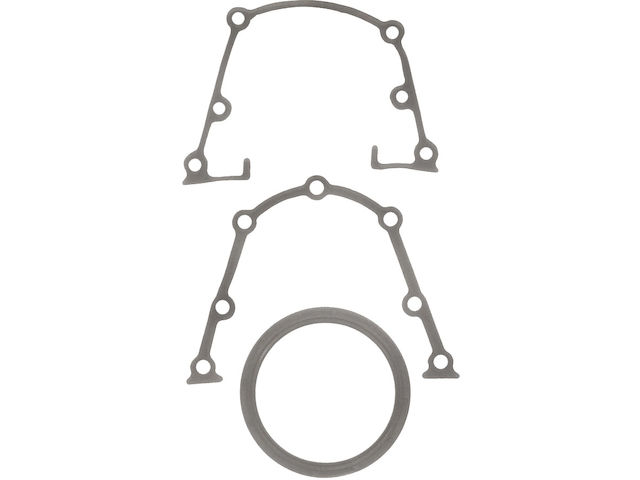 For 1993-2009 Mitsubishi Galant Crankshaft Seal Kit Rear