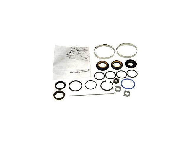 For 1985-1993 Volkswagen Cabriolet Steering Rack Seal Kit