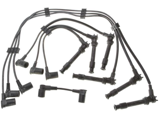 For 1988-1991 Audi 90 Spark Plug Wire Set SMP 92184YJ 1989