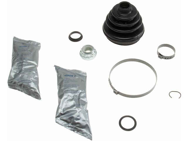 For 2000-2002 Audi TT CV Boot Kit Front Outer GKN 75652TB