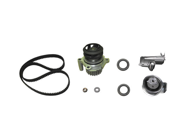 Fits 2001-2006 Audi A4 Timing Belt Kit ContiTech 26581WT