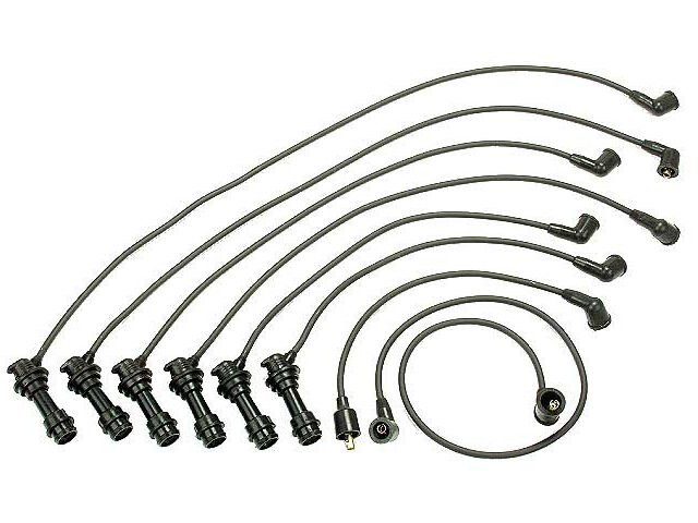 For 1986-1992 Toyota Supra Spark Plug Wire Set OPParts