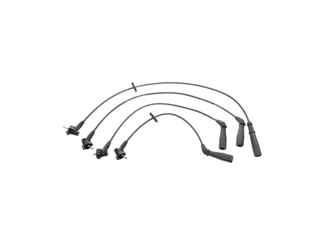 For 1993-1994 Toyota Tercel Spark Plug Wire Set SMP