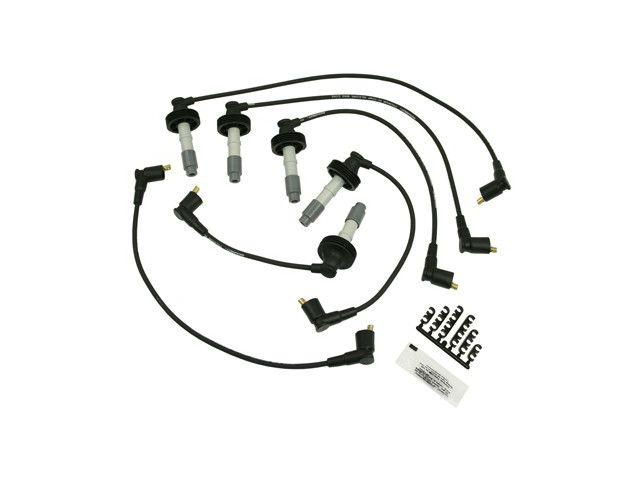 Fits 1993-1997 Volvo 850 Spark Plug Wire Set Beck Arnley