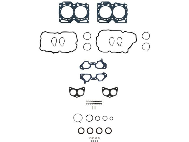 Fits 2010-2012 Subaru Legacy Head Gasket Set Felpro