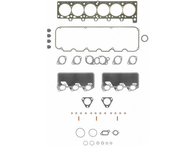 For 1988-1991 BMW 325iX Head Gasket Set Felpro 35348TP