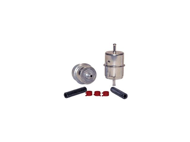 For 1956-1957 Jeep Willys Fuel Filter In-Line WIX 15833VP