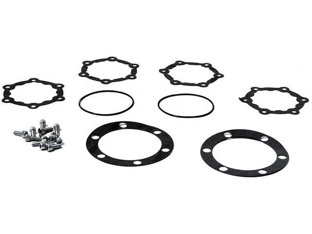 For 1998-2001 Nissan Frontier Locking Hub Service Kit Warn