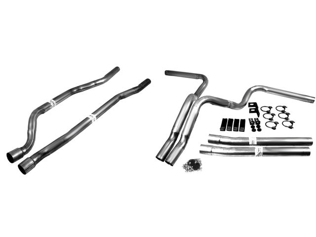 Fits 1975-1980, 1982-1986 Chevrolet K10 Exhaust System