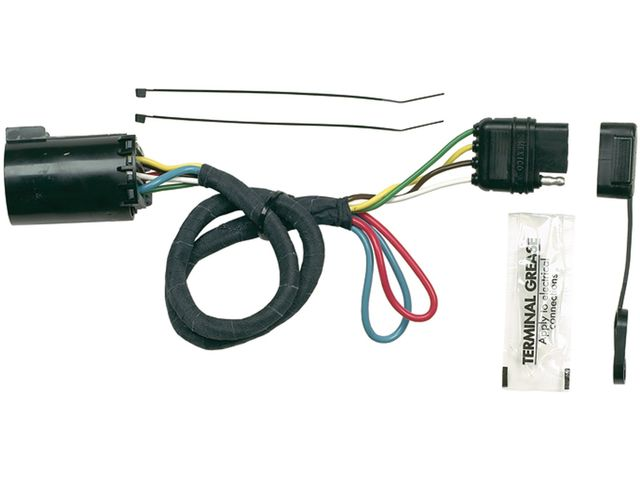 2005 Gmc Envoy Wiring Harness
