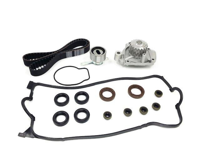 For 1992-1995 Honda Civic Timing Belt Kit and Water Pump
