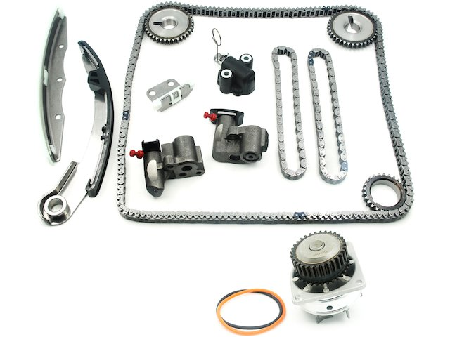 For 2004-2009 Nissan Quest Timing Chain Kit 11236ND 2005