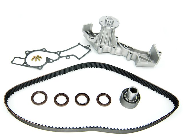 For 1999-2004 Nissan Frontier Timing Belt Kit and Water