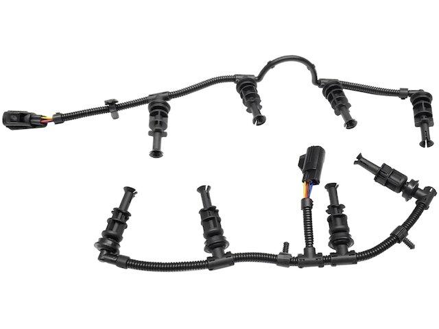 For 2008-2010 Ford F350 Super Duty Diesel Glow Plug Wiring